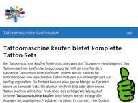 tattoomaschine-kaufen.com