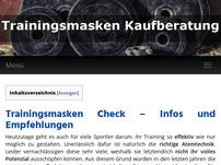 trainingsmaske-test.de