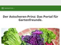 Gartenblog vom Astscheren Prinzen