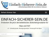 Einfach-Sicherer-Sein.de