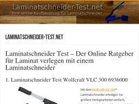 Laminatschneider-Test.net