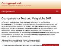 Ozongeraet.net