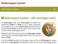 Bollerwagen-Held.com