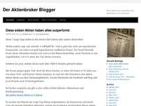 Der Aktienbroker Blog