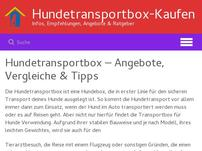 Hundetransportbox-Kaufen.com