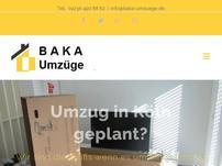Umzugsblog von Baka Umzüge in Köln