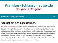 Premium-Schlagschrauber.de