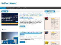 Webinarkalender.com
