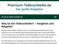 Premium-tellerschleifer.de