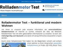 rollladenmotor-test.net
