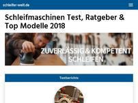 Schleifer-welt.com