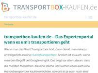 Transportbox-kaufen.de