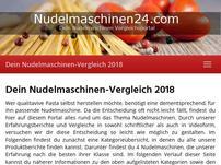 nudelmaschinen24.com