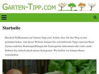 Garten-Tipp.com