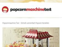 Popcornmaschinetest.com