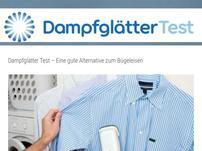 Dampfglaettertest.com