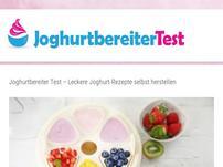 Joghurtbereitertest.com