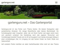 Gartenguru Blog