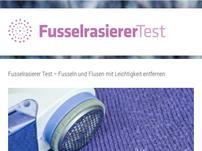 Fusselrasierertest.com
