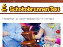 Schokobrunnentest.com