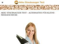 Akkustaubsaugertest.net