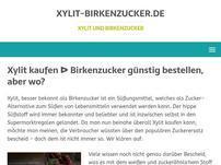 Xylit-Birkenzucker.de