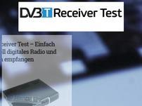Dvbtreceivertest.net