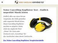 Noisecancellingkopfhoerertest.com