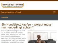 Hundebett-Profi.net