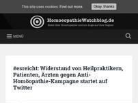 HomoeopathieWatchblog