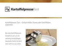 Kartoffelpressetest.com