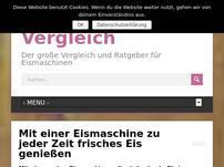 Eismaschinen-Vergleich.de
