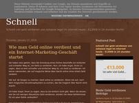 online geld verdienen blog