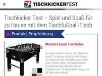 Tischkickertest.net