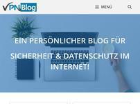 VPN-blog.de - Tägliches zur Datensicherheit und Privatsphäre