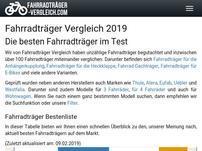 Fahrradtraeger-Vergleich.com