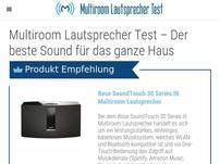 Multiroomlautsprecher.com