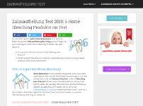 Zahnaufhellungtest.com