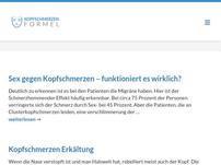 KopfschmerzenFormel.de