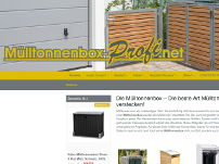 Muelltonnenbox-Profi.net
