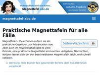Magnettafel-abc.de