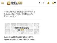 #InstaBoss Blog