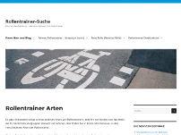 rollentrainer-suche.de