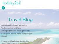 holiday2be.com