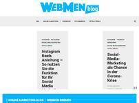 WebMen Blog