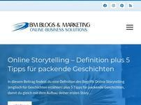 BM Blogs & Marketing