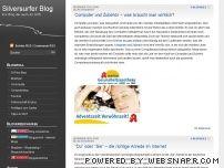 Silversurfer Blog