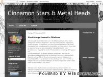 Cinnamon Stars & Metal Heads