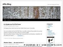 Affis Blog
