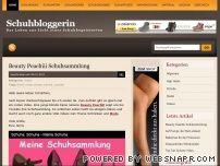Schuhbloggerin
